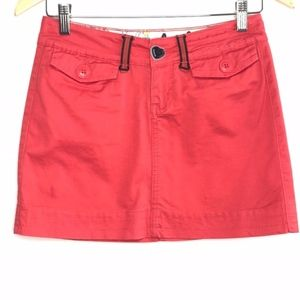 [Soundgirl] pink mini skirt #D11